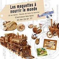 Musée des Maquettes à Nourrir le Monde