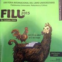 Feria Internacional del Libro Universitario FILU Xalapa Veracruz