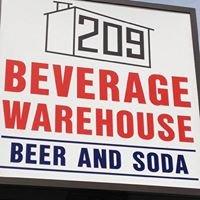 209 Beverage Warehouse