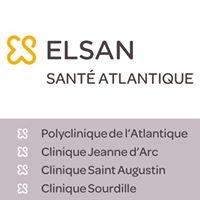 SANTE Atlantique / Polyclinique, Jeanne d'Arc, St Augustin, Sourdille /