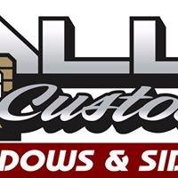 All Custom Windows & Siding