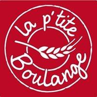 La P'tite Boulange