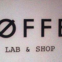Cøffee Lab & Shop