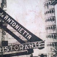 Ristorante Antica Trattoria Antonietta