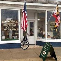The Greensboro Historical Society