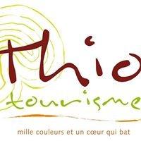 Office de Tourisme de Thio - 44.25.04