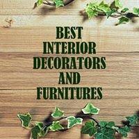 Best Interior Decorators and Furnitures