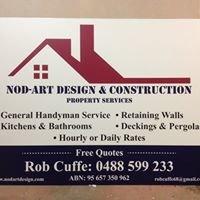 Nod-Art Design & Construction (Rob Cuffe)