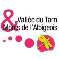 Vos vacances en Vallée du Tarn & Monts de l'Albigeois