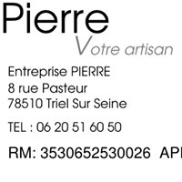Pierre Votre artisan