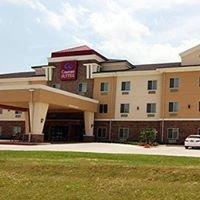 Comfort Suites Bastrop Texas hotel
