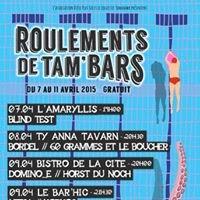 Roulements de Tam'Bars