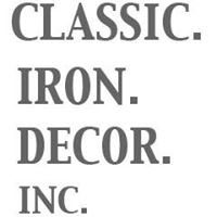 Classic Iron Decor, Inc