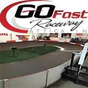 Go Fast Raceway, Attica, In.
