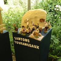 Santons tourangeaux