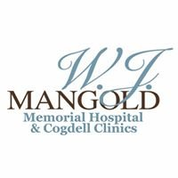 WJ Mangold Memorial Hospital and Cogdell Clinic
