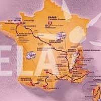 Le Tour de France de l'Amitié pour ELA