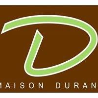 Patisserie chocolaterie Maison Durand