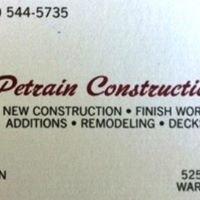 Petrain Construction