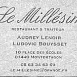 Le Millesime Restaurant et Traiteur