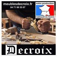 Meubles Decroix Ebenisterie