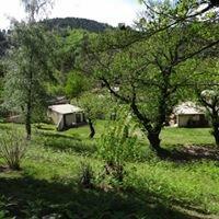 """Camping et Village de Gîtes """"Le Martinet"""""""