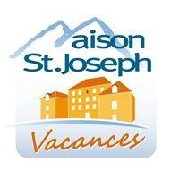 Maison St Joseph Vacances