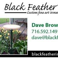 Black Feather Iron