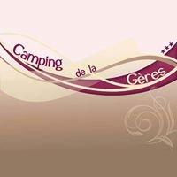 Camping de la Gères