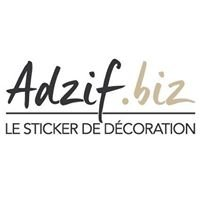 Adzif stickers