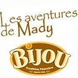 Les aventures de Mady, la madeleine Bijou