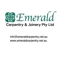 Emerald Carpentry & Joinery pty ltd
