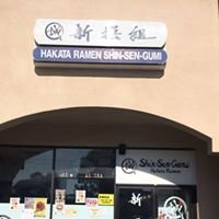 Shin-Sen-Gumi Hakata Ramen Rosemead