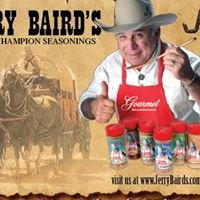 Jerry Baird's Gourmet Seasonings and Spices