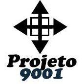 Projeto9001 - Desenho 3D