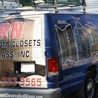 RN Custom closets and glass inc