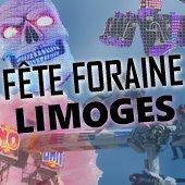 Fête Foraine de Limoges - Officiel