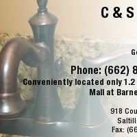 C and S Marble  - granite marble countertops in Tupelo MS