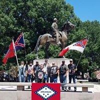 "Arkansas Sons of Confederate  Veterans ""Mechanized Cavalry"""