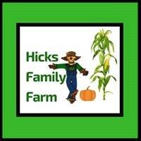 Hicks Family Farm