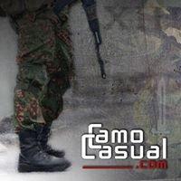 CamoCasual