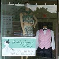 Tonya's Gown & Tuxedo Shop