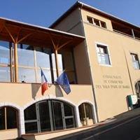 Communauté de Communes des Vals d'Aix et Isable