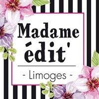 Madame édit' - boutique