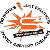Electrician Sydney Eastern Suburbs - Sparky Steve Electrics