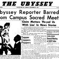 Ubyssey Alumni Association