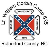 Lt. William Corbitt Sons Of Confederate Veterans Camp 525