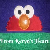 From Keryn's heart