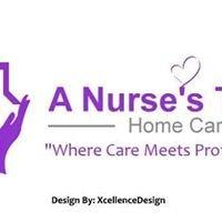 A Nurse's Touch Home Care Service