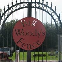 Big Woody's Fence